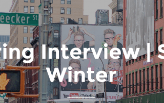 Inspiring Interview | Susan Winter; by Saturday Night's Alright