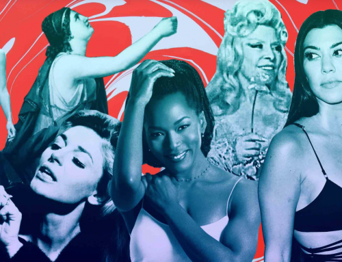 Sexy? In Control? Cougar? Why We Desire, and Revile, the Older Woman | The Daily Beast interview