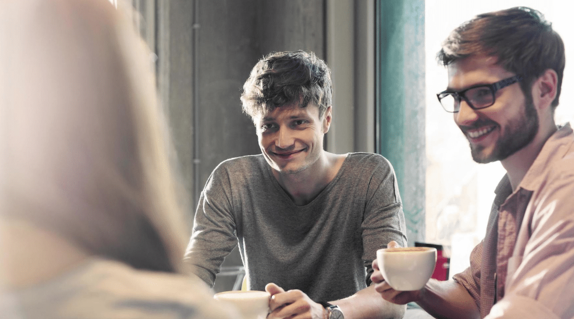 How to deal with your ex's flirtatious friend