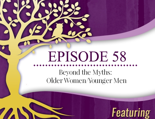 Beyond the Myths: Older Women/Younger Men with Susan Winter | Women In-Depth podcast