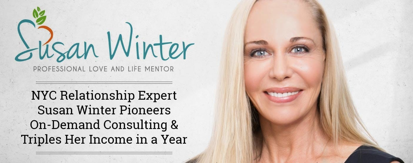 Susan Winter on demand consulting