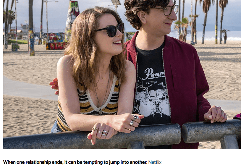 How long you should wait to date again after a breakup