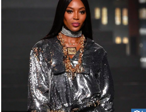 'Cougar' is being reclaimed by stylish, older women like Naomi Campbell | Irish Sun interview