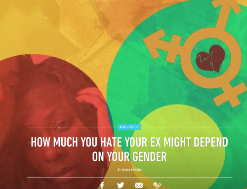 How Much You Hate Your Ex Might Depend On Your Gender | OZY interview