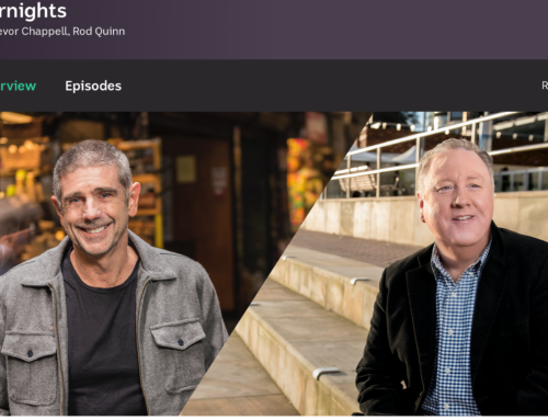 Secret Relationships   ABC Radio's 'Overnights with Rod Quinn' interview