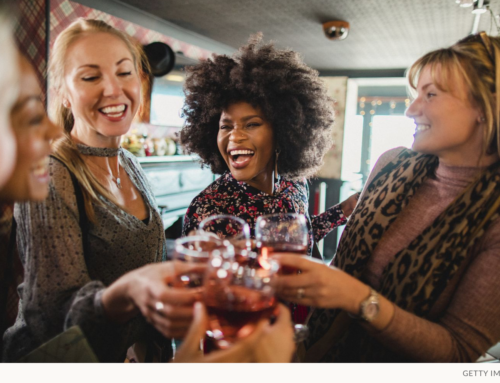 12 Ways To Honor Your Friends On Galentine's Day | Brides Magazine feature
